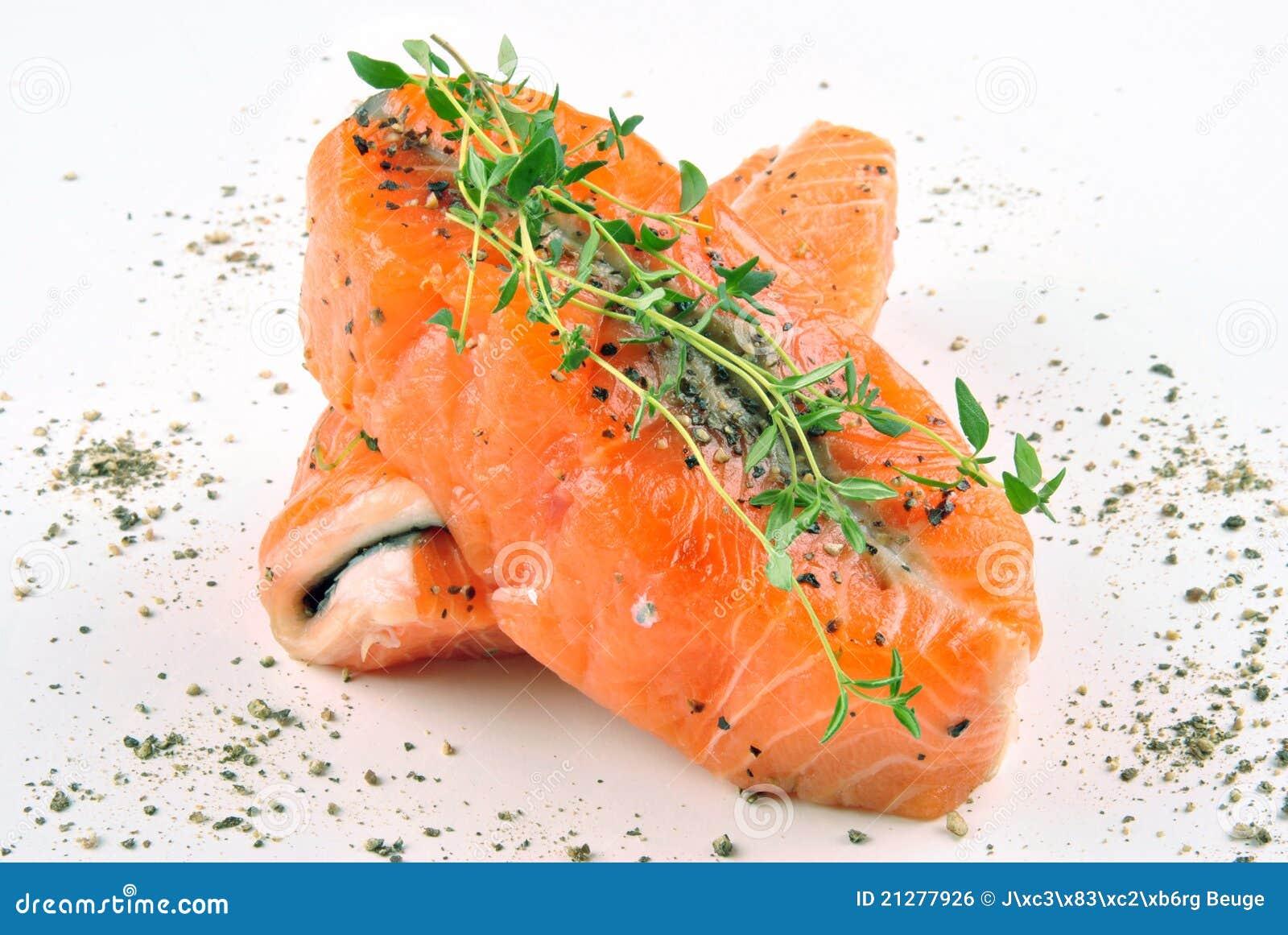 how to make salmon steak