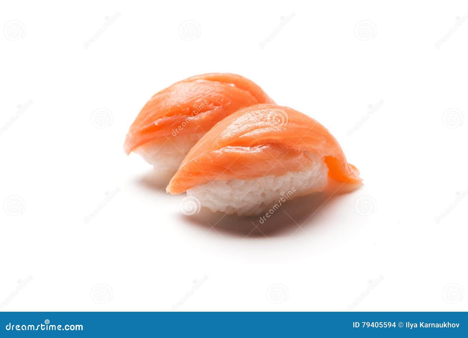 Salmon sushi emoji stock photo  Image of gourmet, dinner - 79405594
