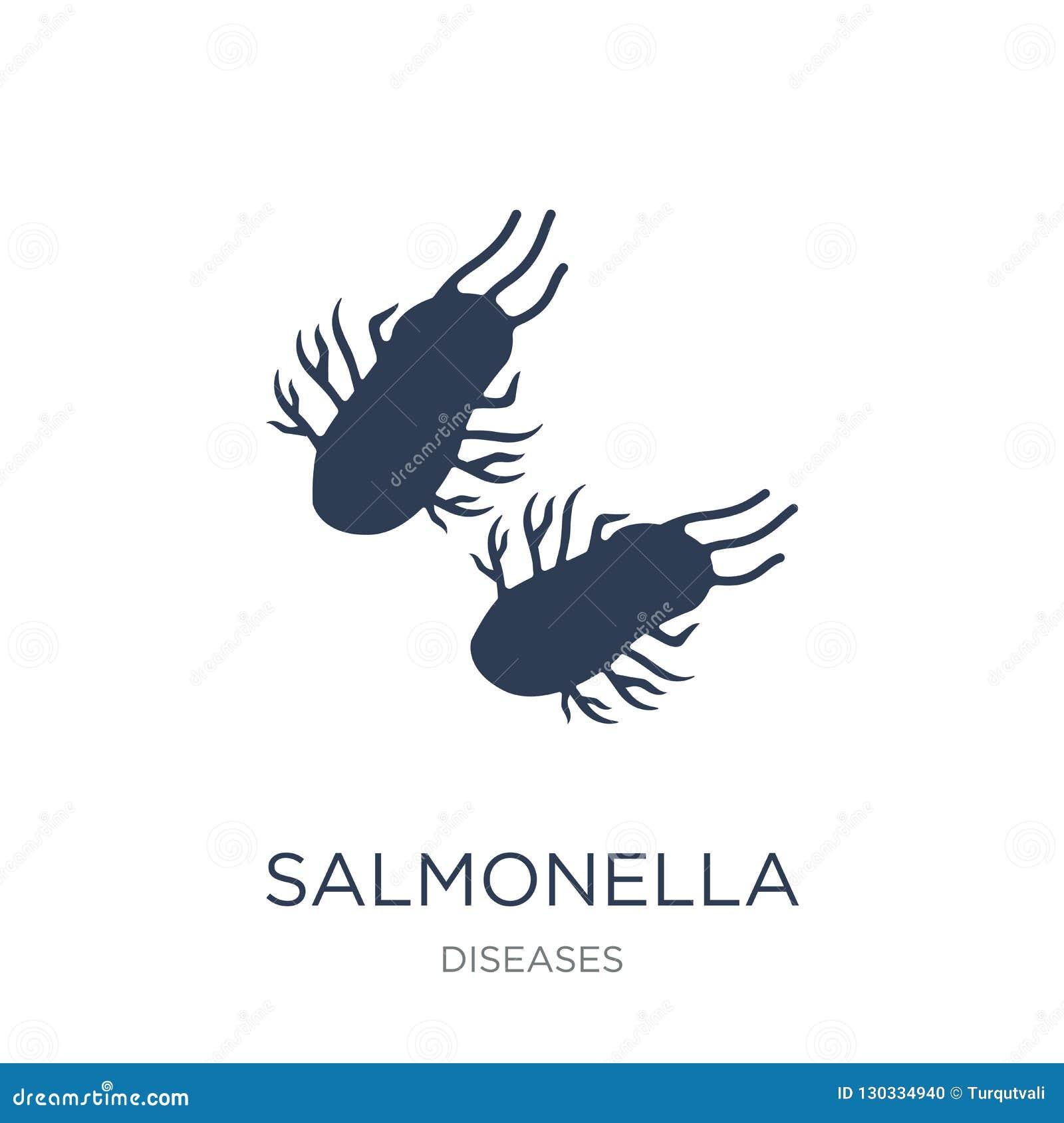 Salmonella spictogram