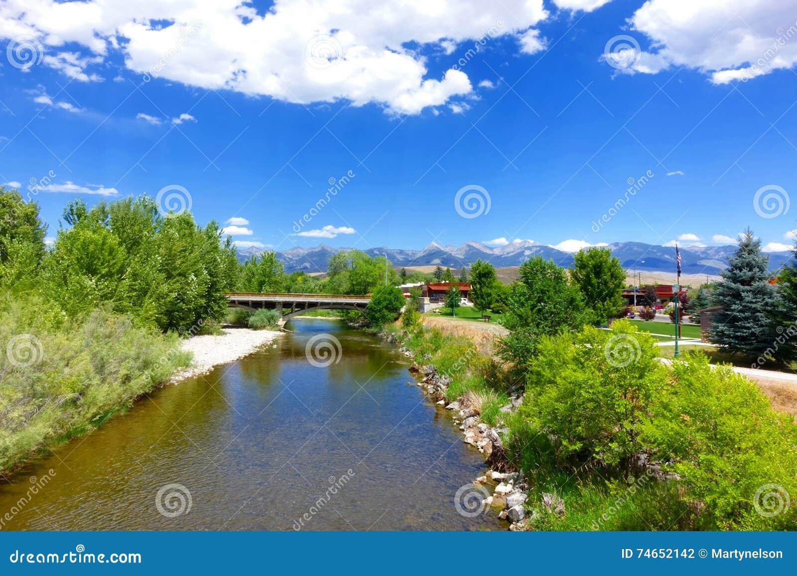 Salmones, Idaho