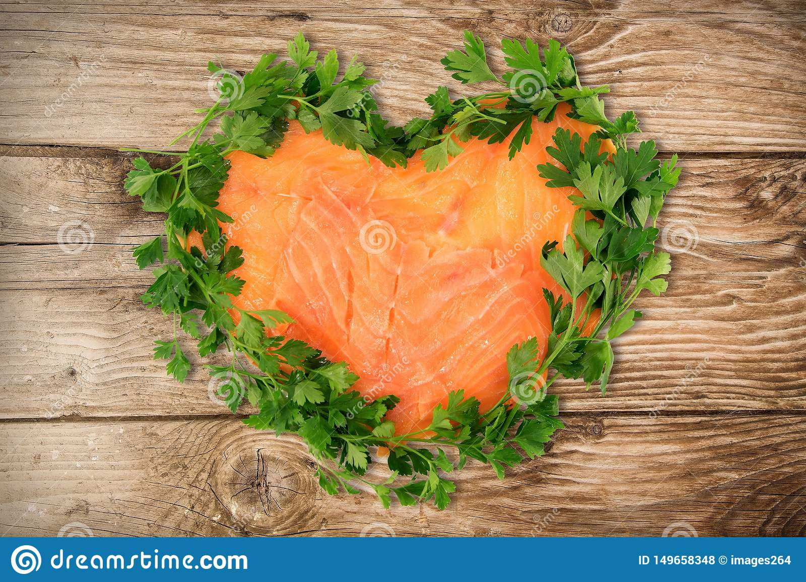 Salmoni affumicati
