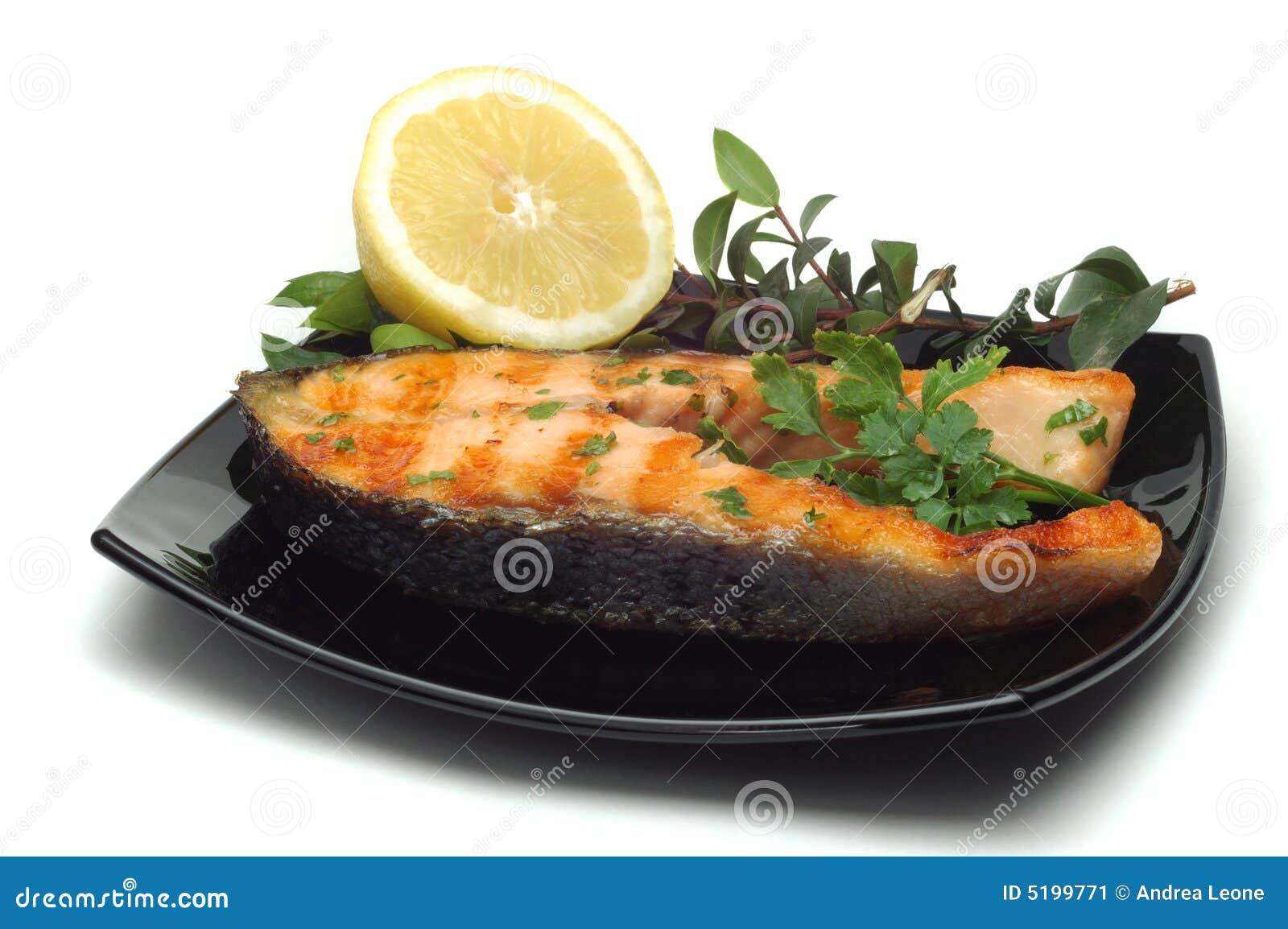 Salmoni cotti