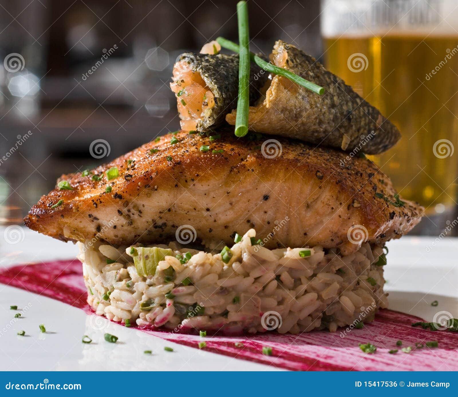 Salmoni crostosi dell erba