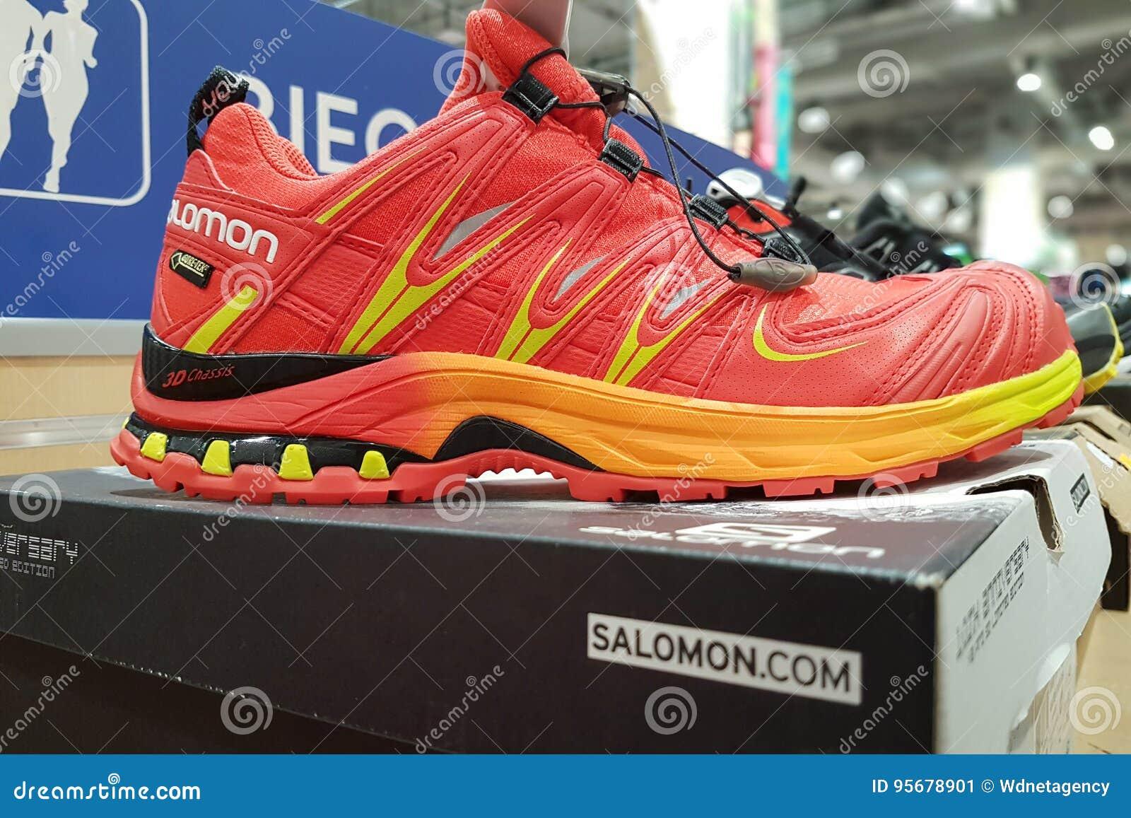 7bc9a5dfe7b Shoes 95678901 Editorial Sports Photo Of Image Salomon Z5aTxqwx