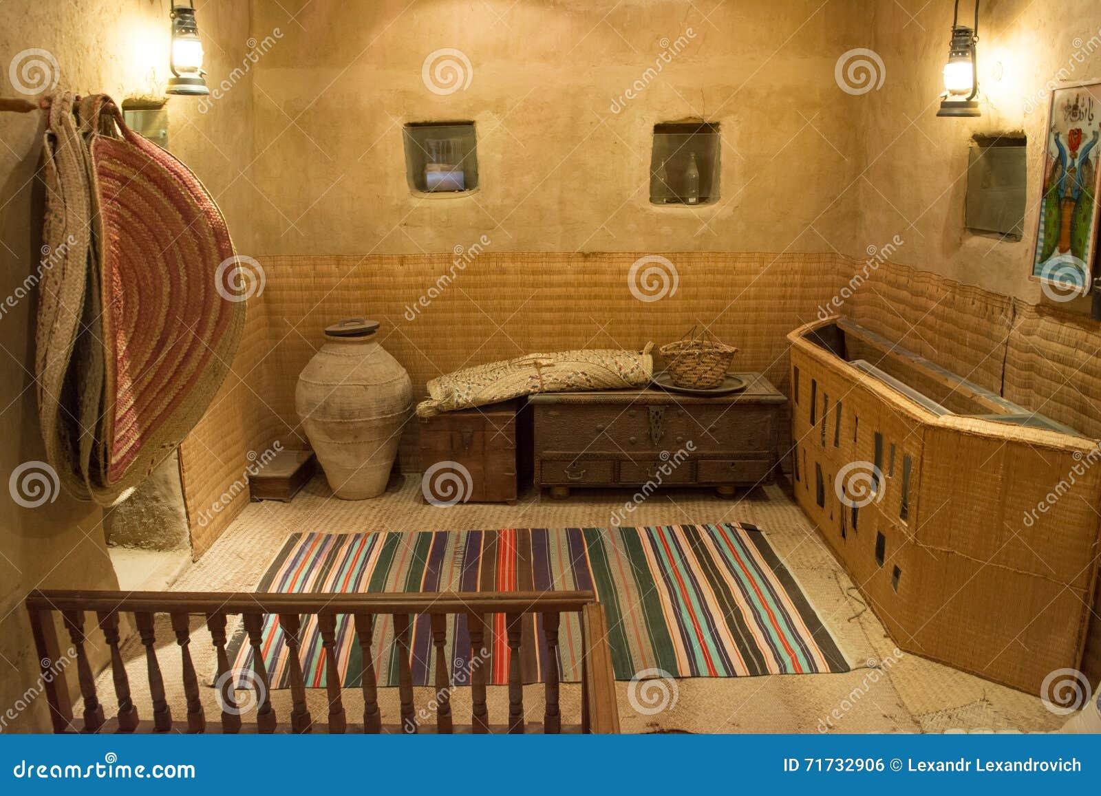 Salon Arabe antique photo stock. Image du meubles, vivre ...