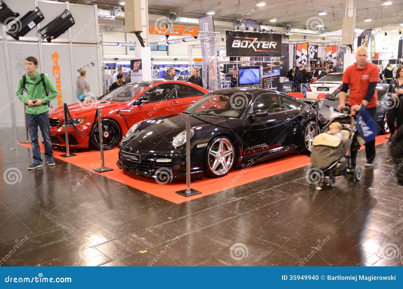 Salon de l 39 automobile d 39 essen 2013 image ditorial image for Salon automobile allemagne