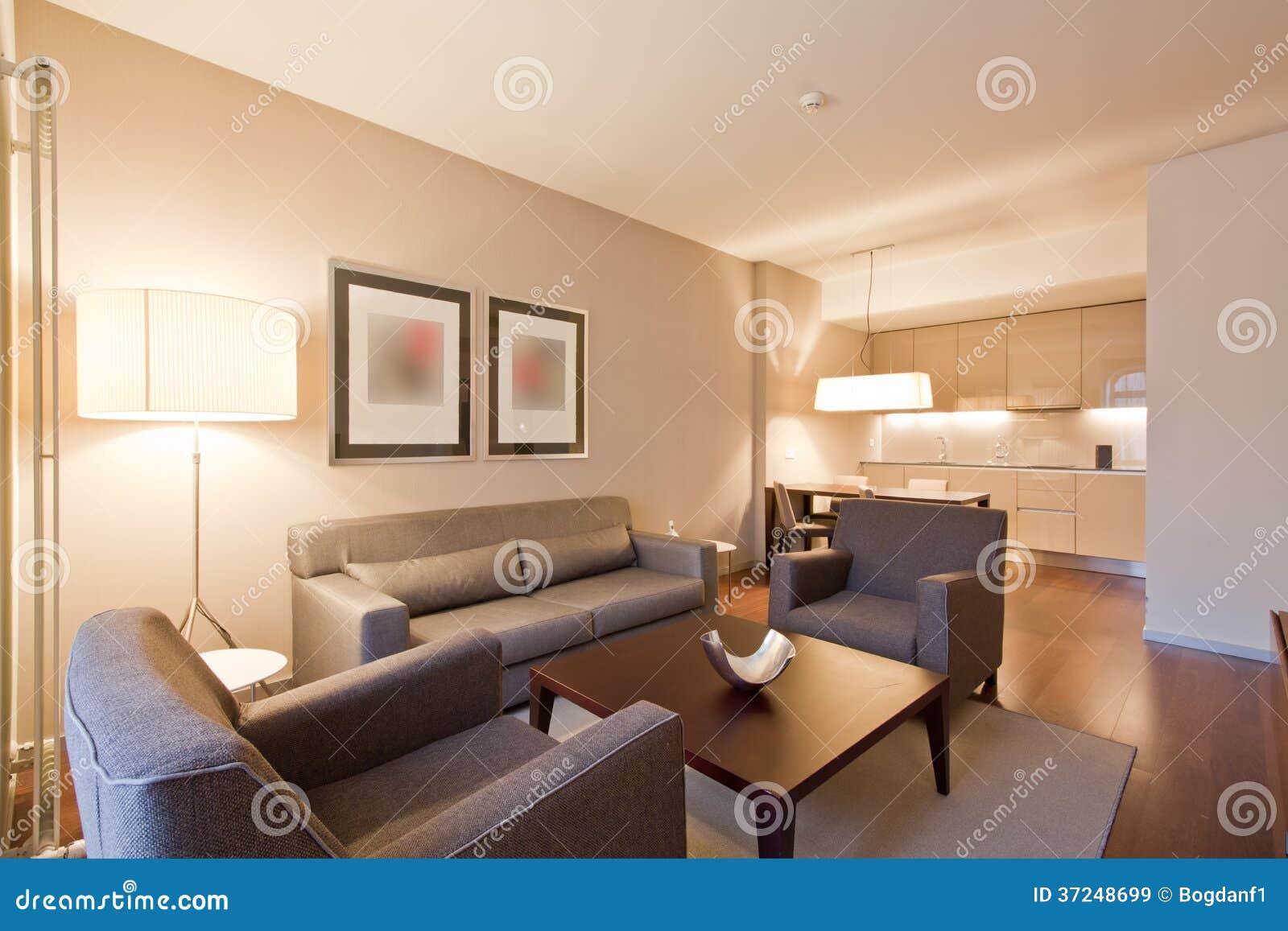 Salon de suite d hôtel