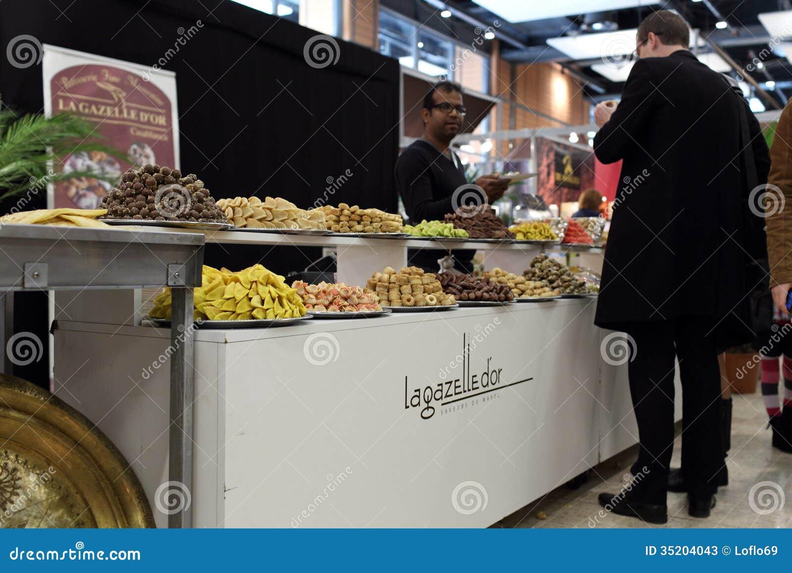 The salon du chocolat editorial stock photo image 35204043 for Salon du management