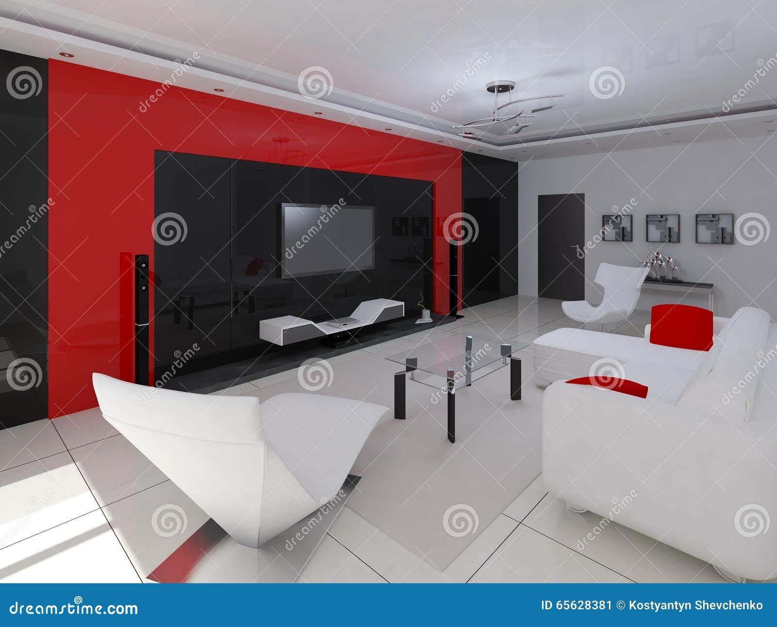 Salon fonctionnel