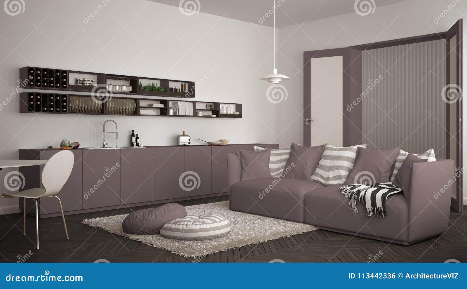 thumbs.dreamstime.com/z/salon-moderne-scandinave-a...