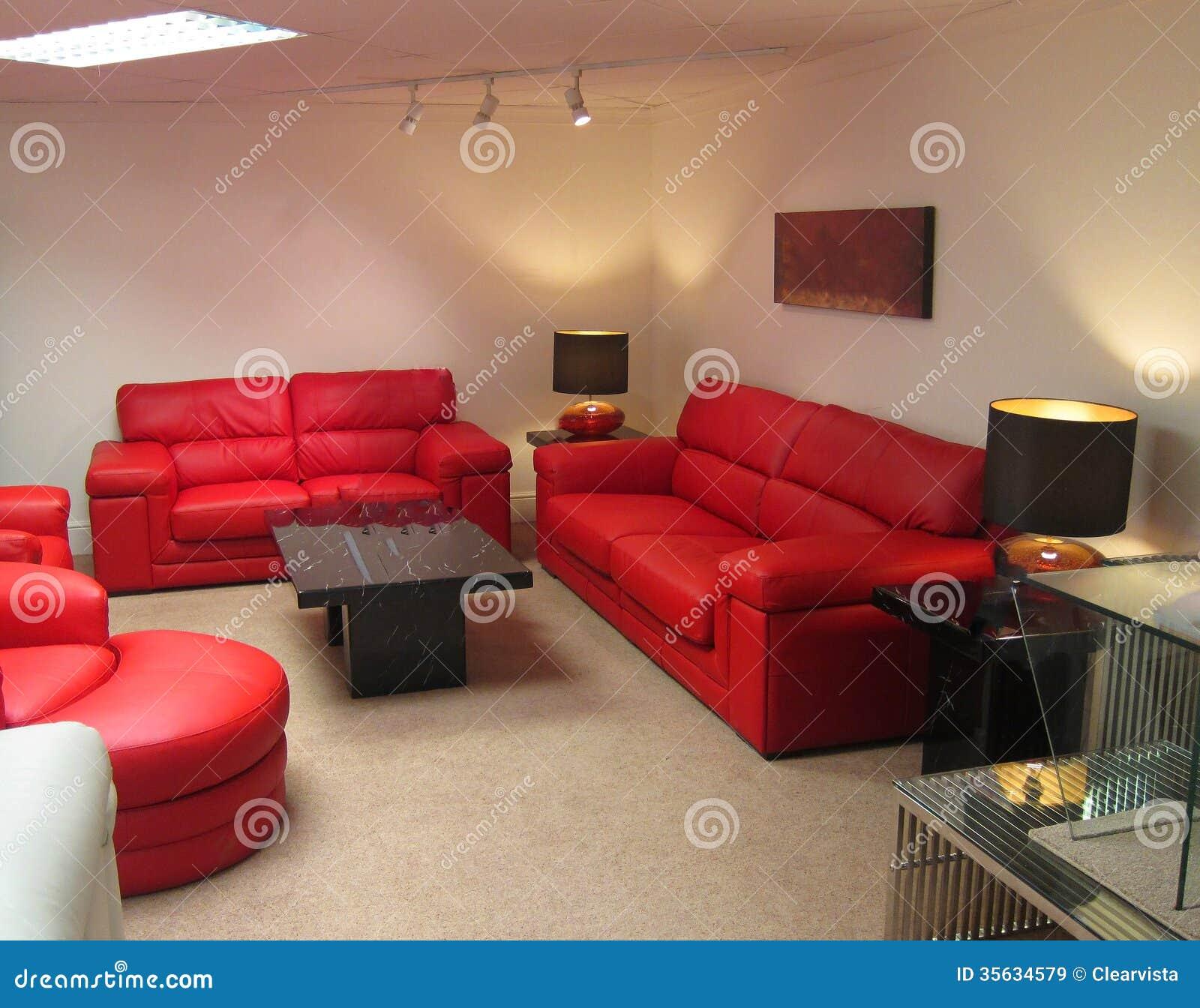 Salon ou salon moderne images libres de droits image 35634579 - Tapisserie salon moderne ...
