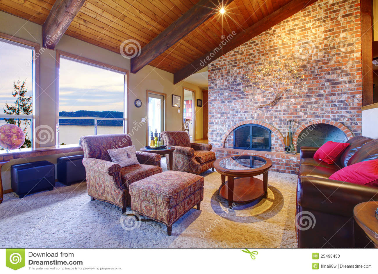 Sala wood design
