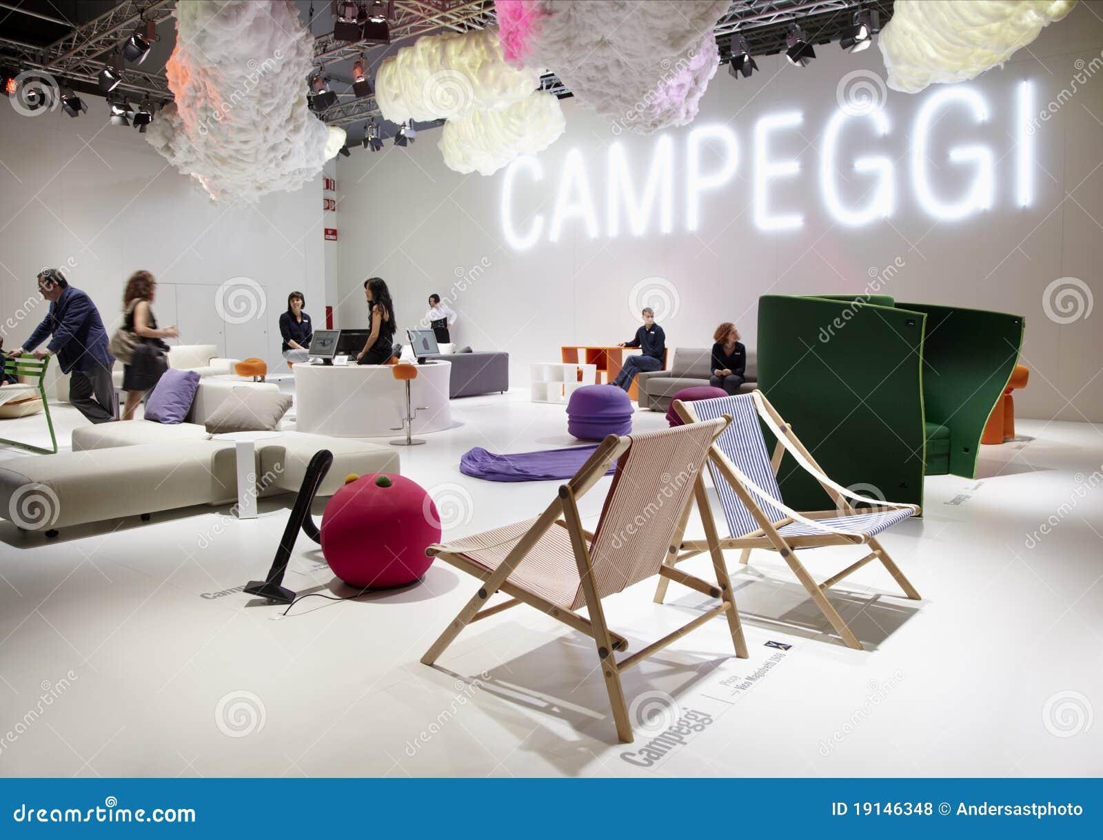 Salone Del Mobile Milan Furniture Fair 2011 Editorial