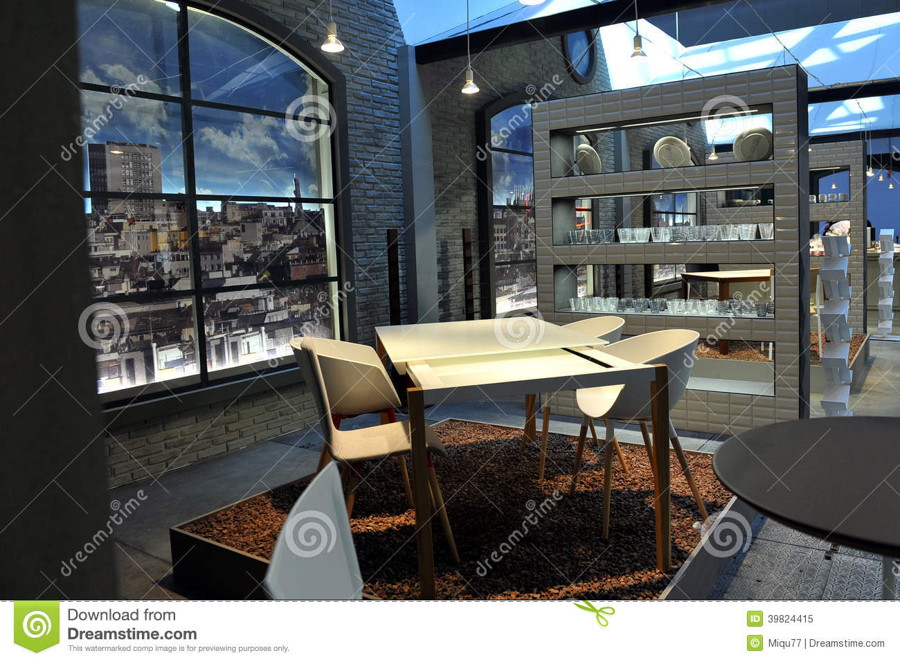Salone del mobile 2014 editorial image image of design for Interior design solutions