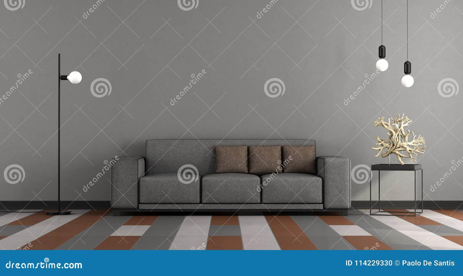 Salotto Moderno Grigio : Soggiorno pareti soggiorno grigio soggiorno moderno bull idee