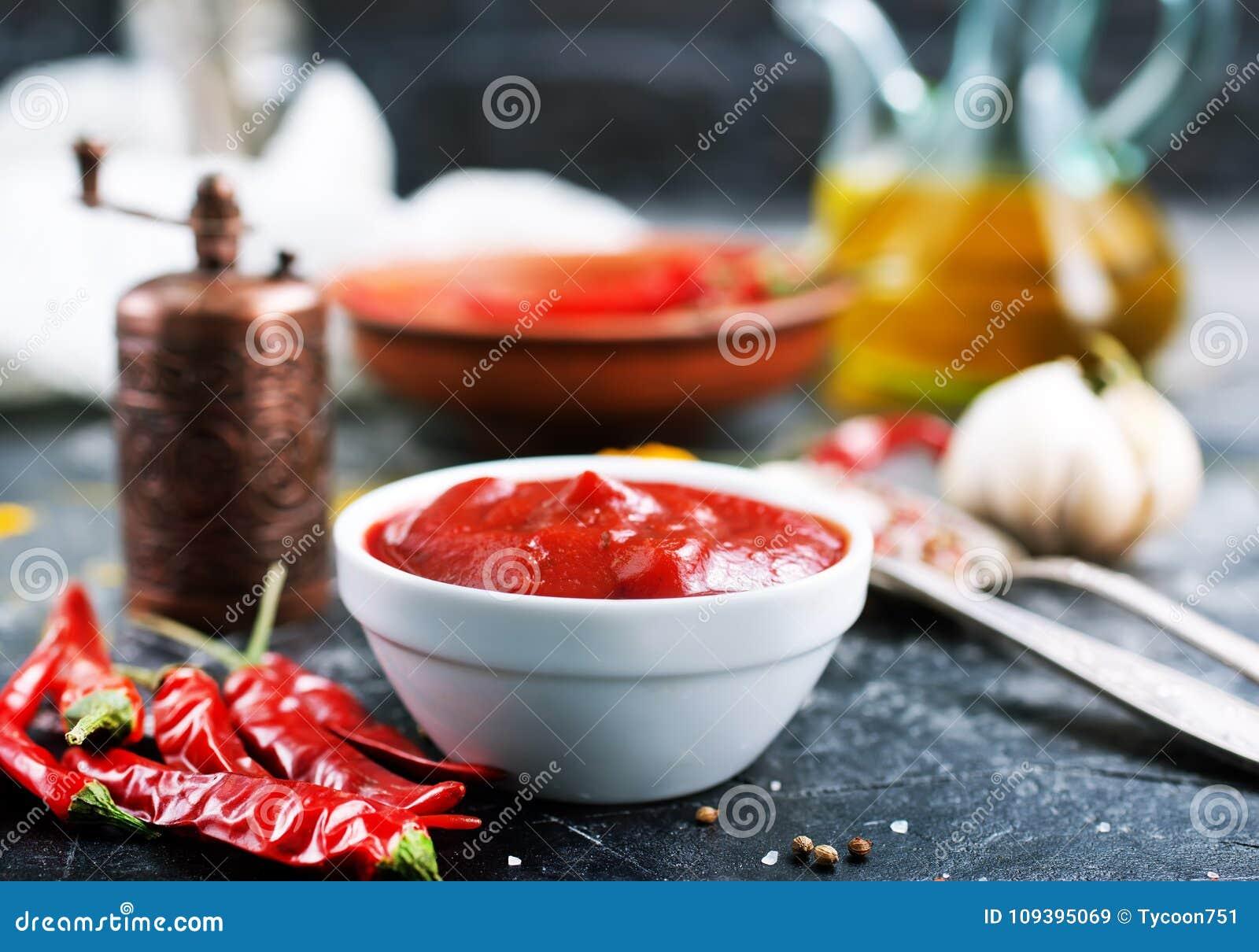 Salsa de chiles