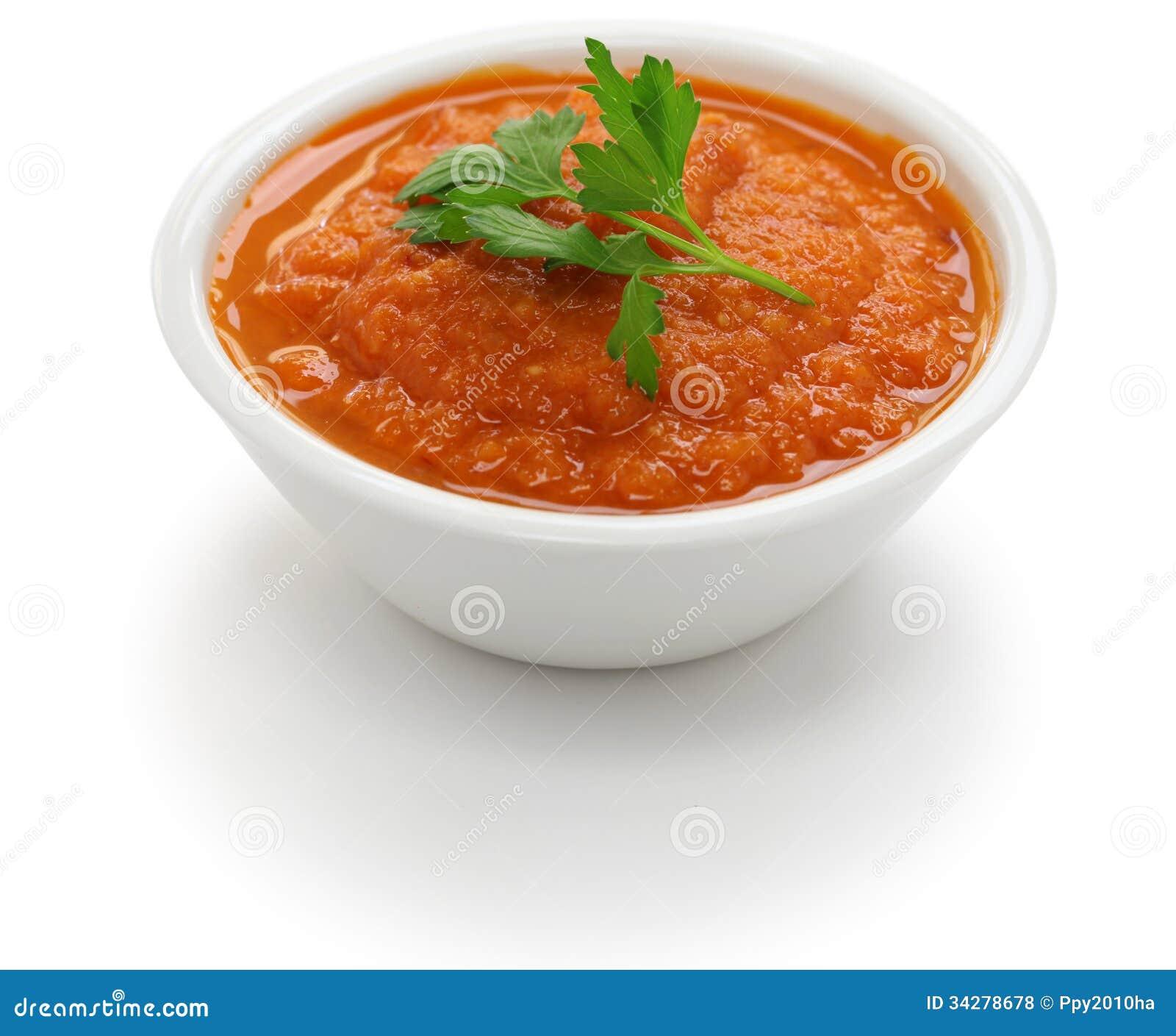 Mexican Food Salsa Roja