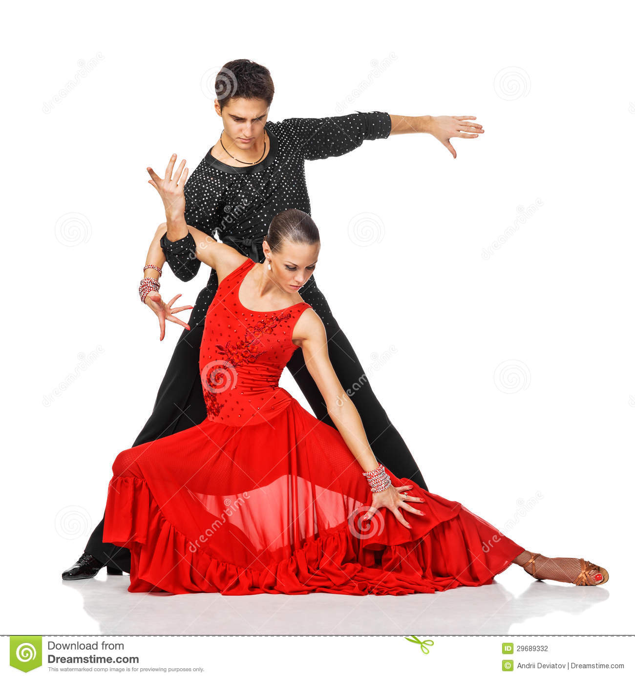 salsa sensuel de danse de couples danseurs latins dans l 39 action photo stock image du danseur. Black Bedroom Furniture Sets. Home Design Ideas