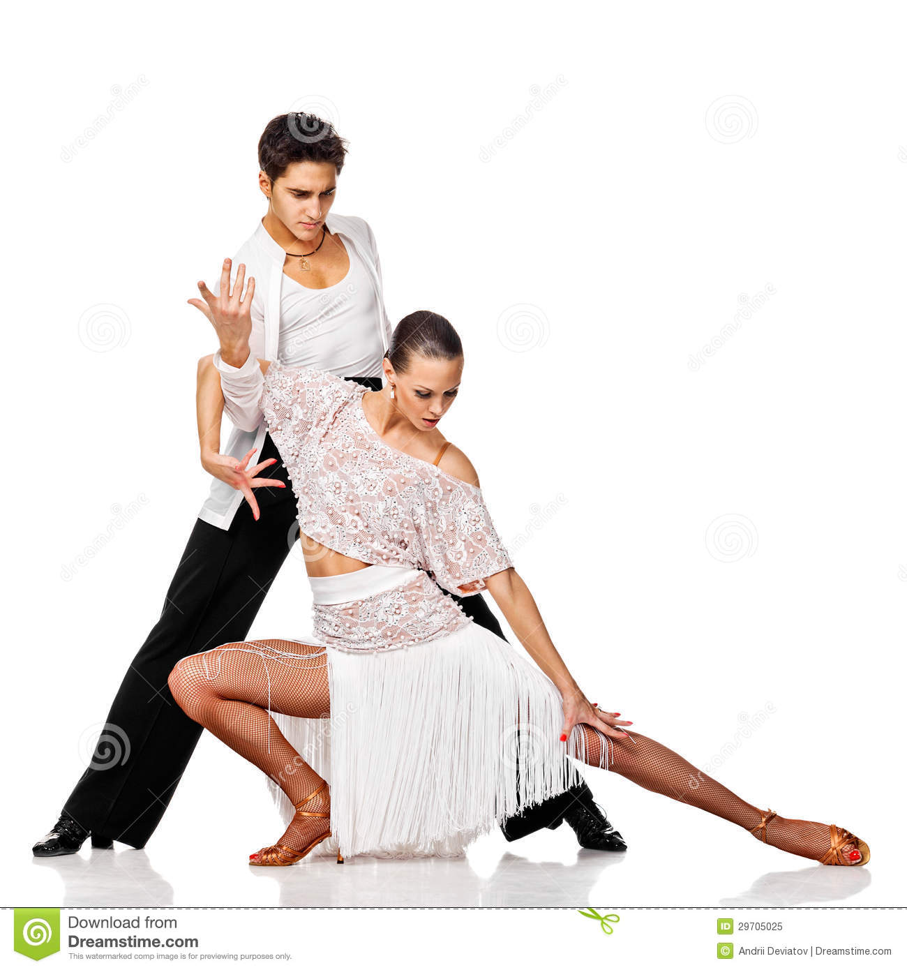 salsa sensuel de danse de couples danseurs latins dans l 39 action d 39 isolement image stock. Black Bedroom Furniture Sets. Home Design Ideas