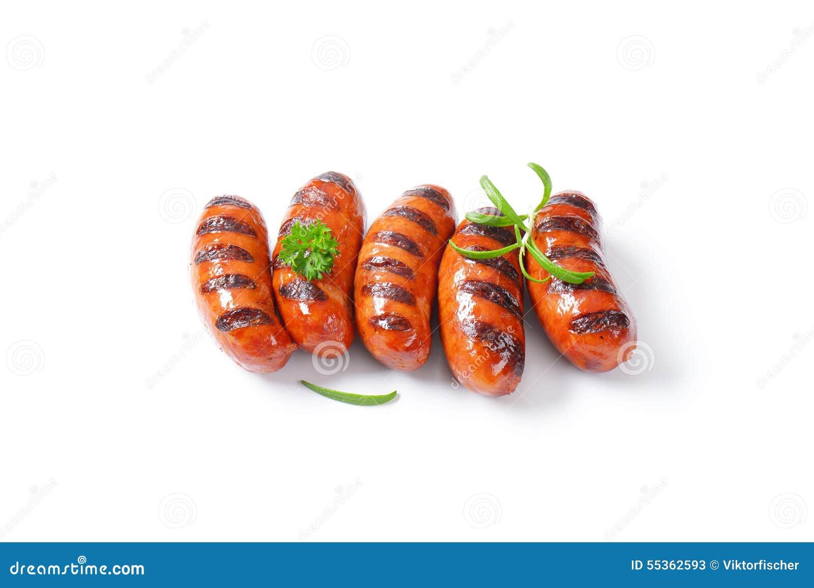 Salsiccie cotte