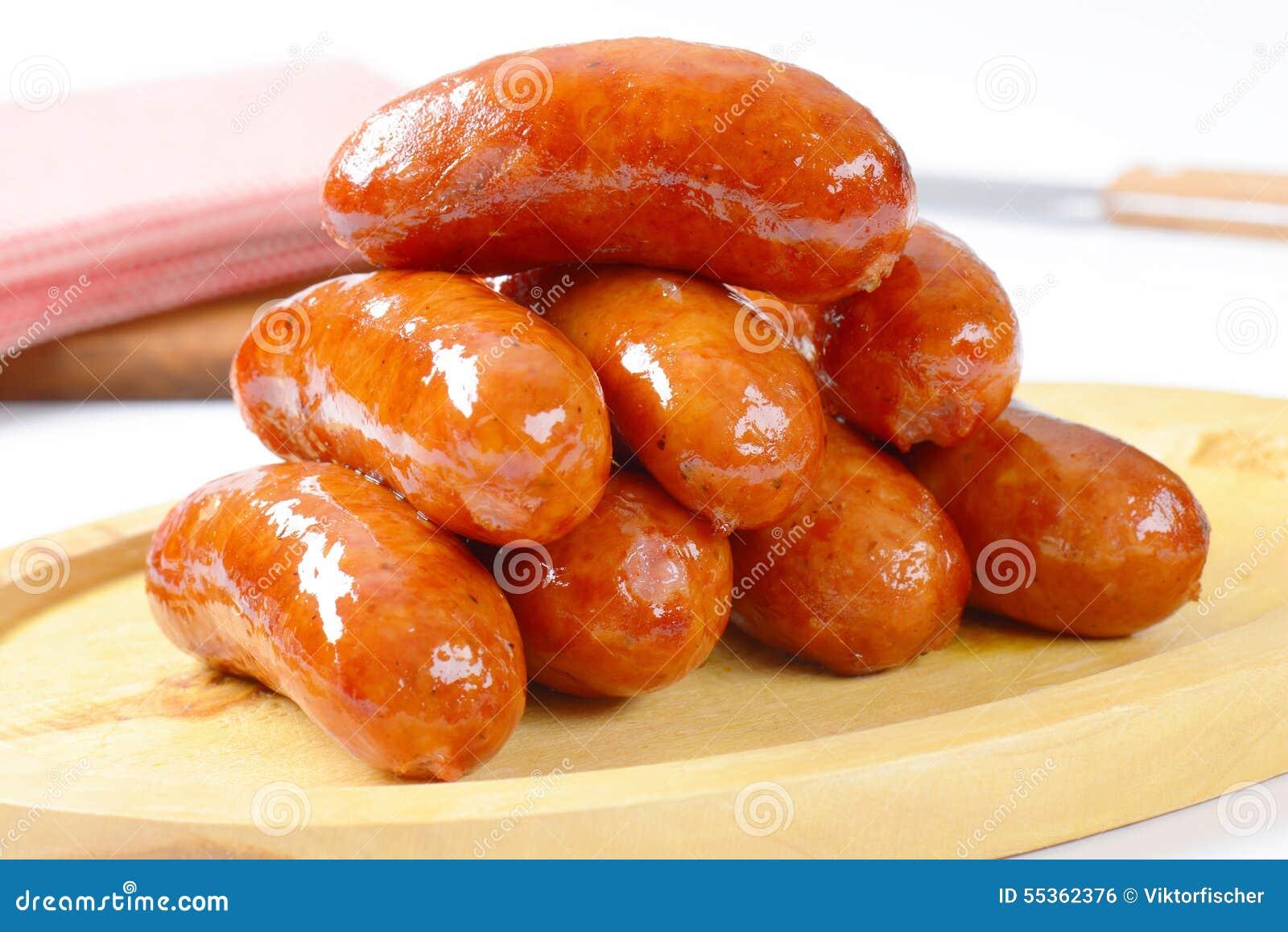 Salsiccie fritte