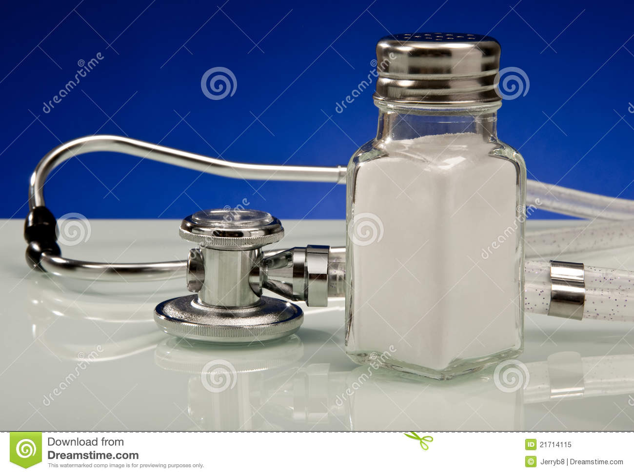 Salt Dangers and Stethoscope