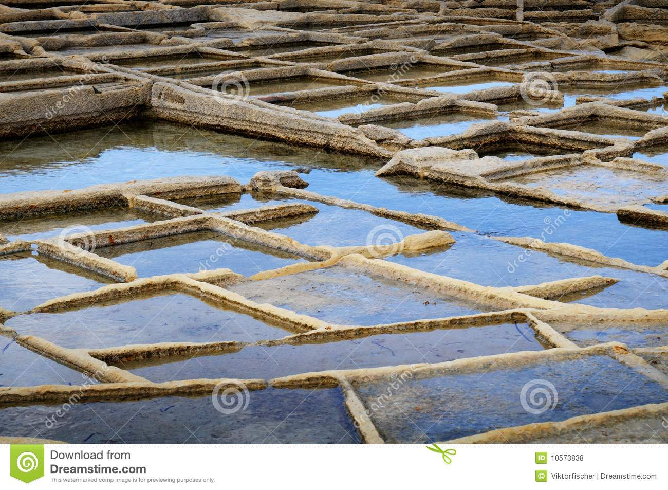 Salt evaporation ponds royalty free stock photos image for Design of evaporation pond