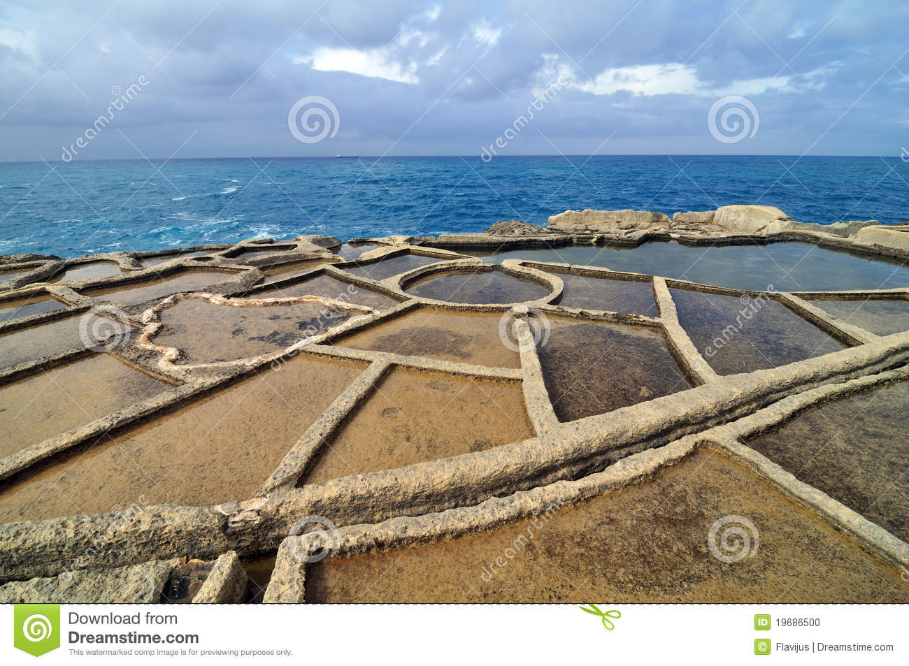 Salt evaporation ponds stock photo image 19686500 for Design of evaporation pond