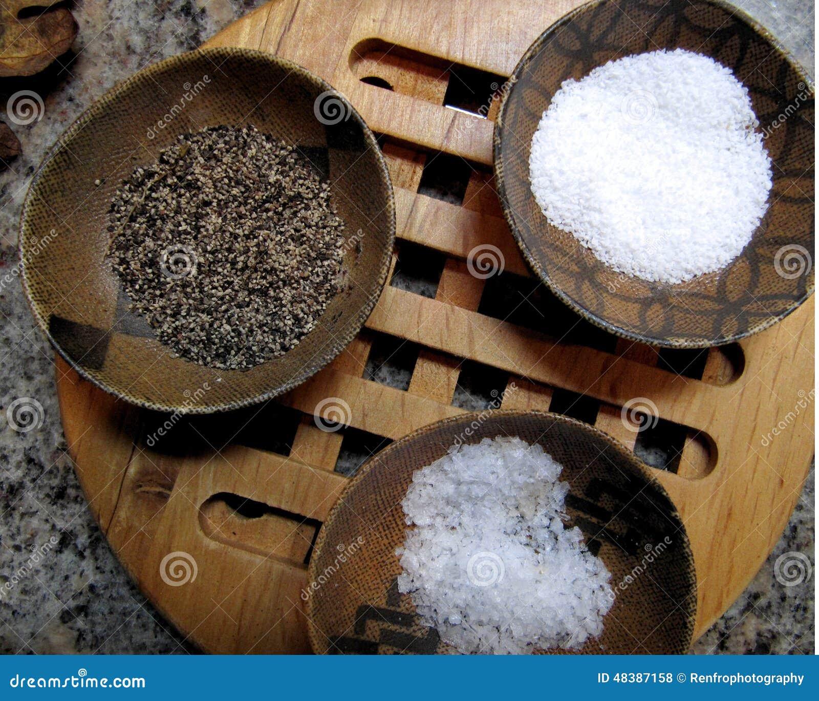 Background Bowls Course Granite Pepper Salt