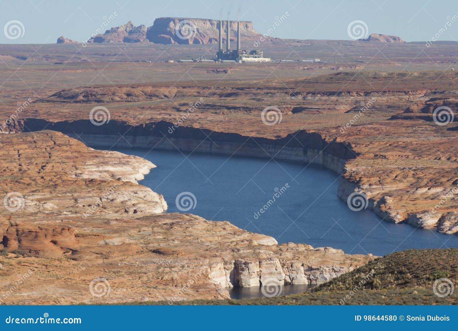 Salt River Project-Navajo Generating Station