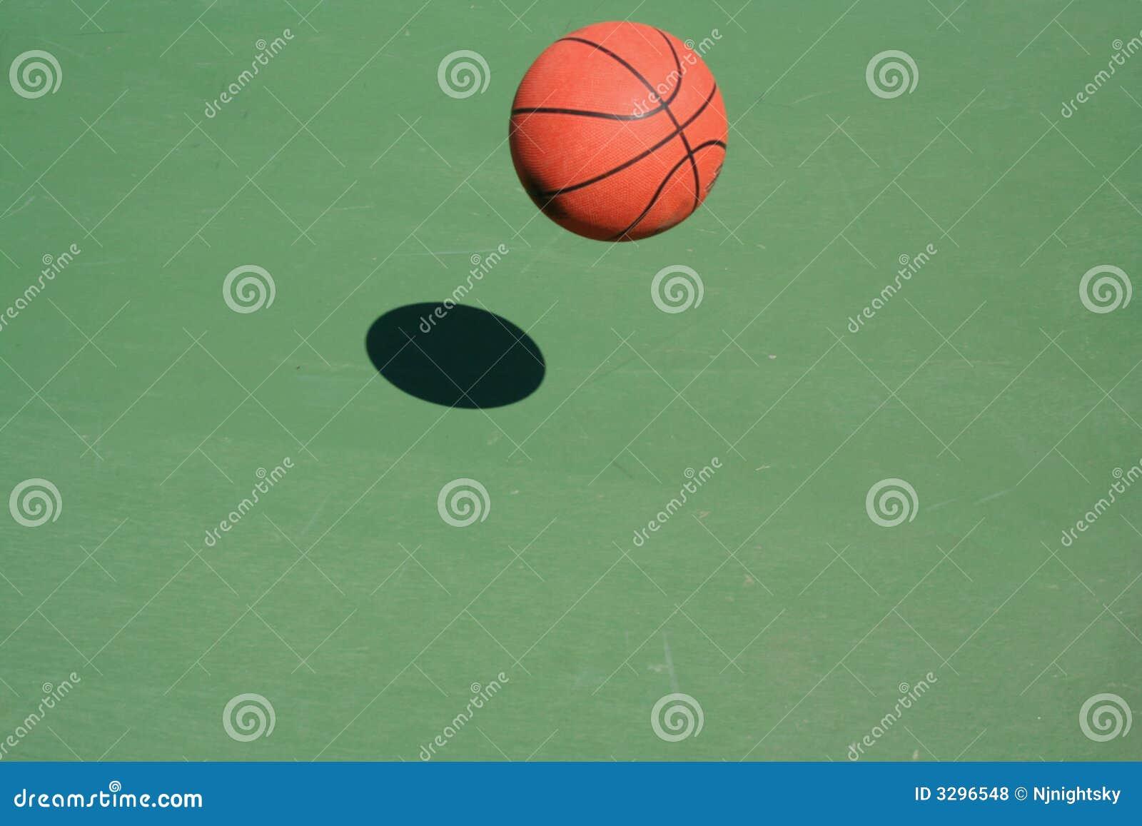 Saltando o basquetebol