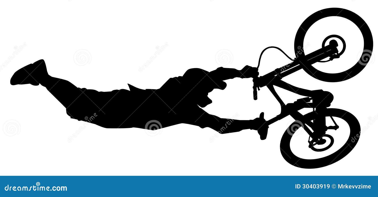 Salto da bicicleta