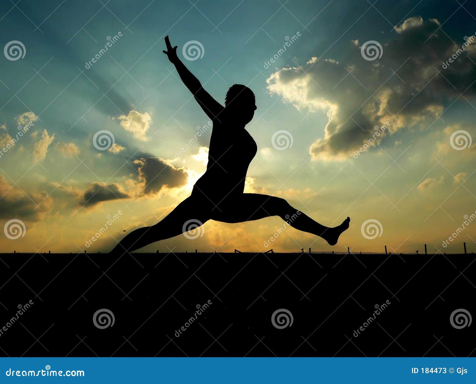 Salto de la mujer