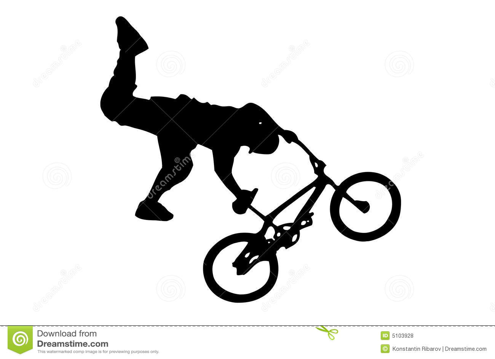 Salto di BMX