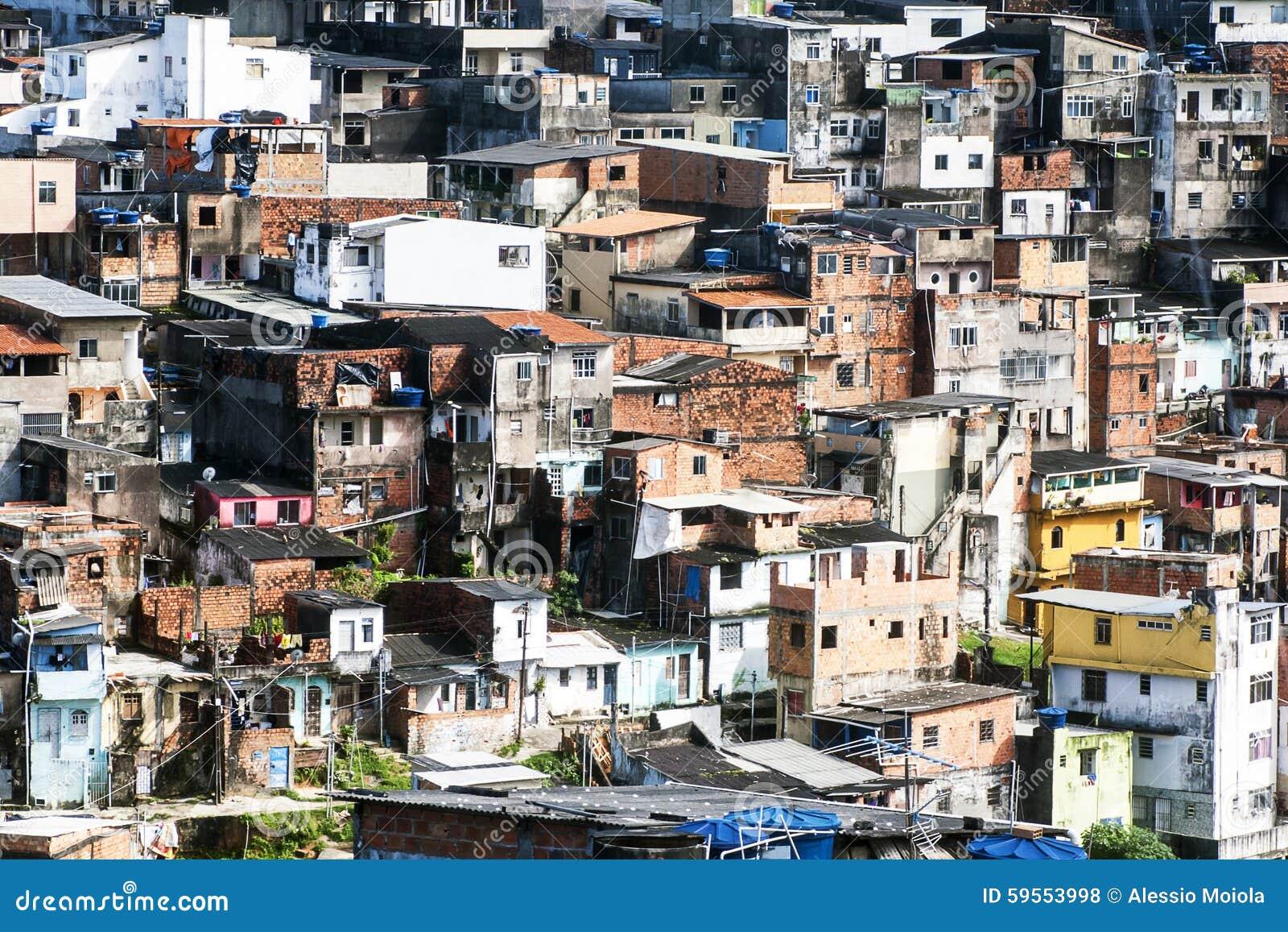 Salvador in Bahia, Brazil