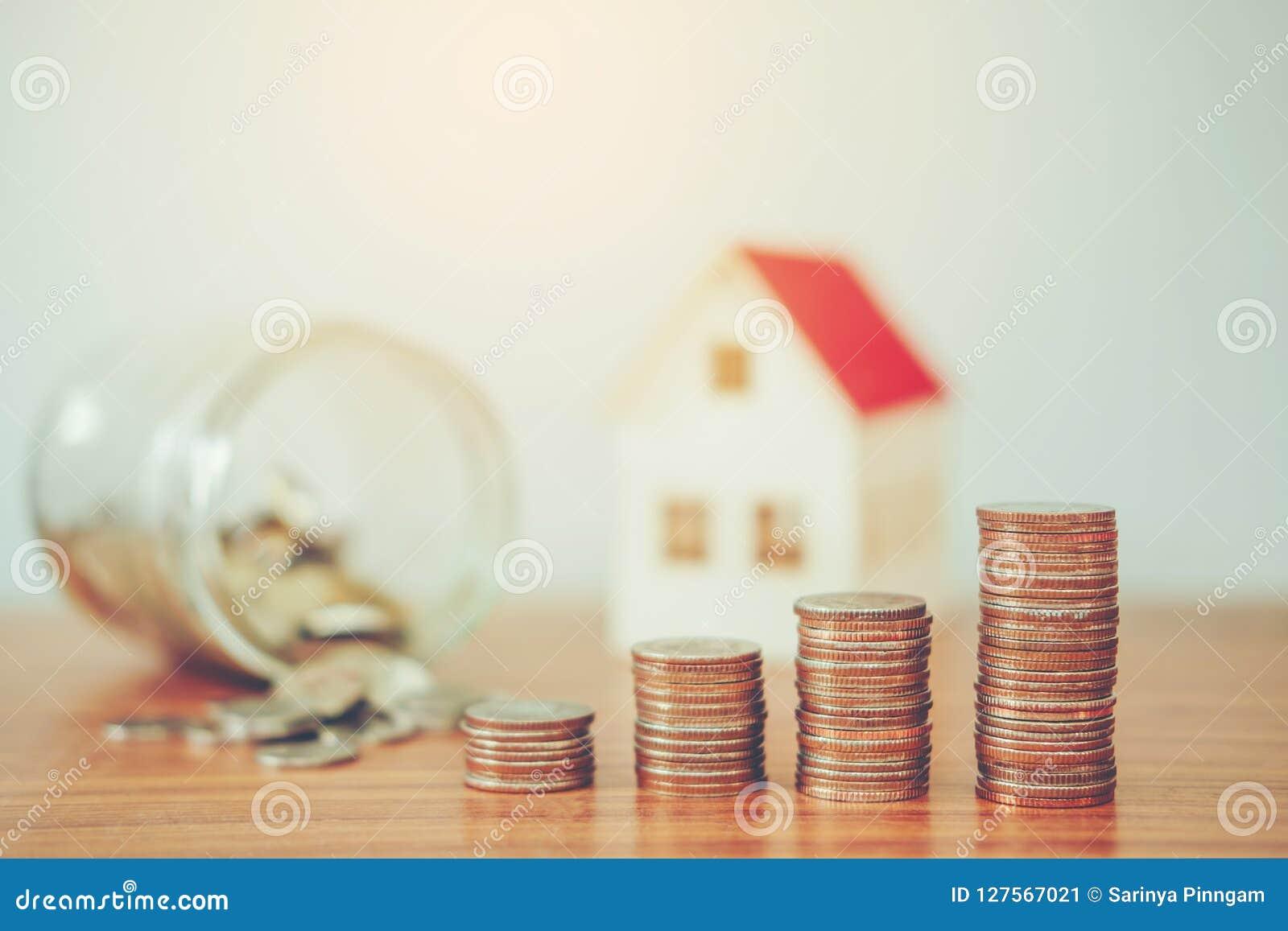 Salvar o dinheiro para o custo home