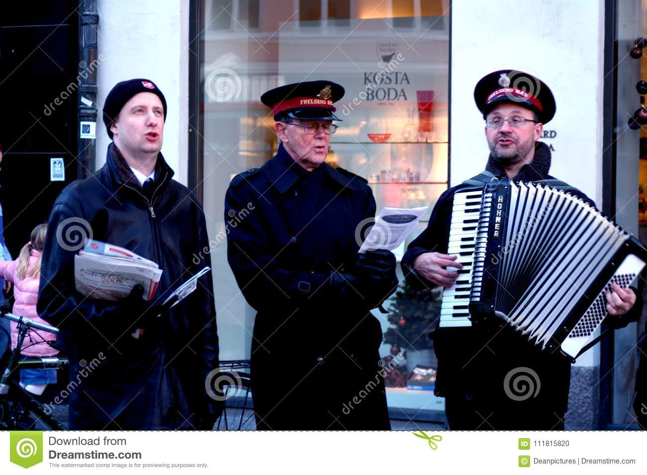 Salvation Army Editorial Image Image Of Commerce Francis 111815820