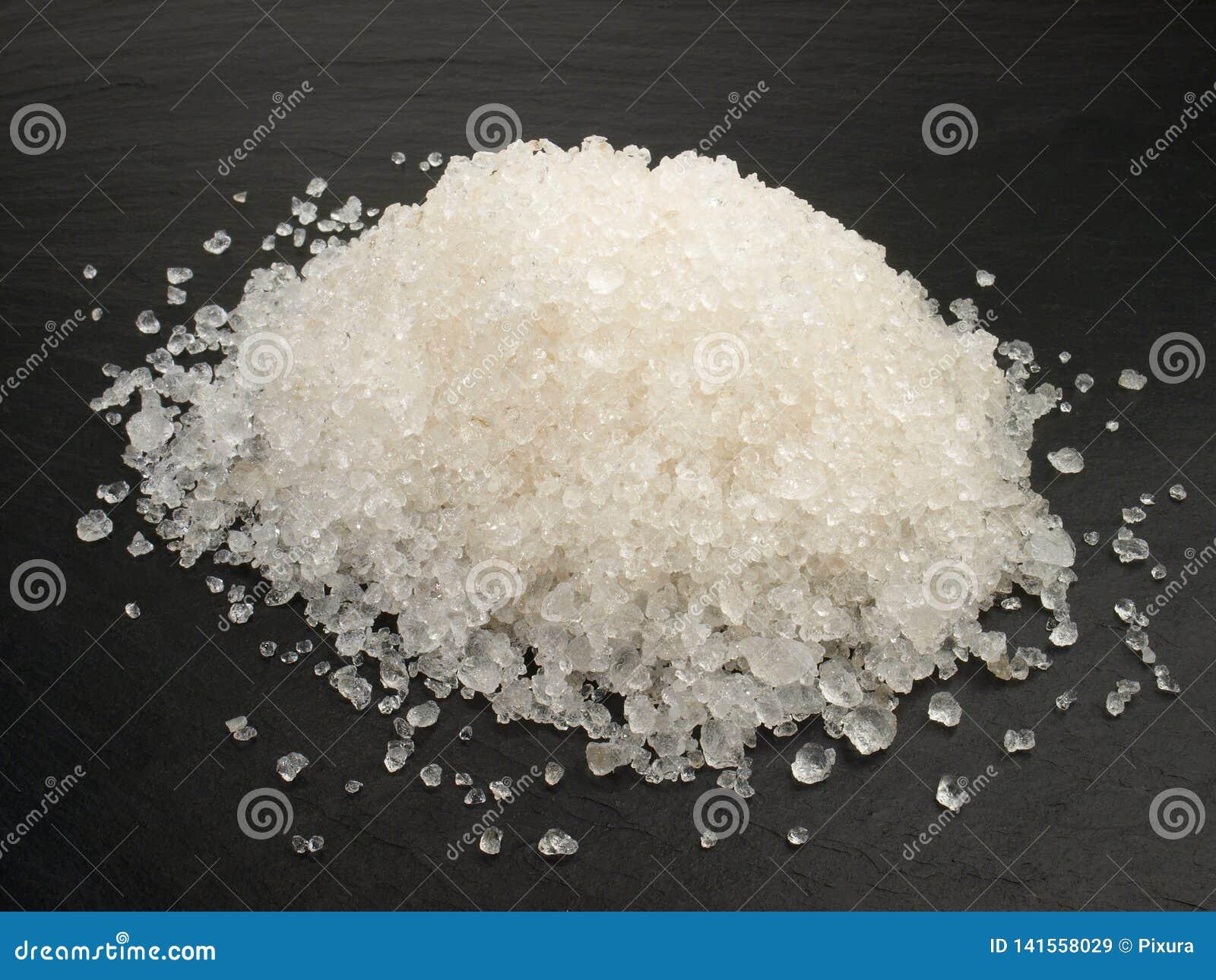 Salz des Toten Meers - gesunde Nahrung