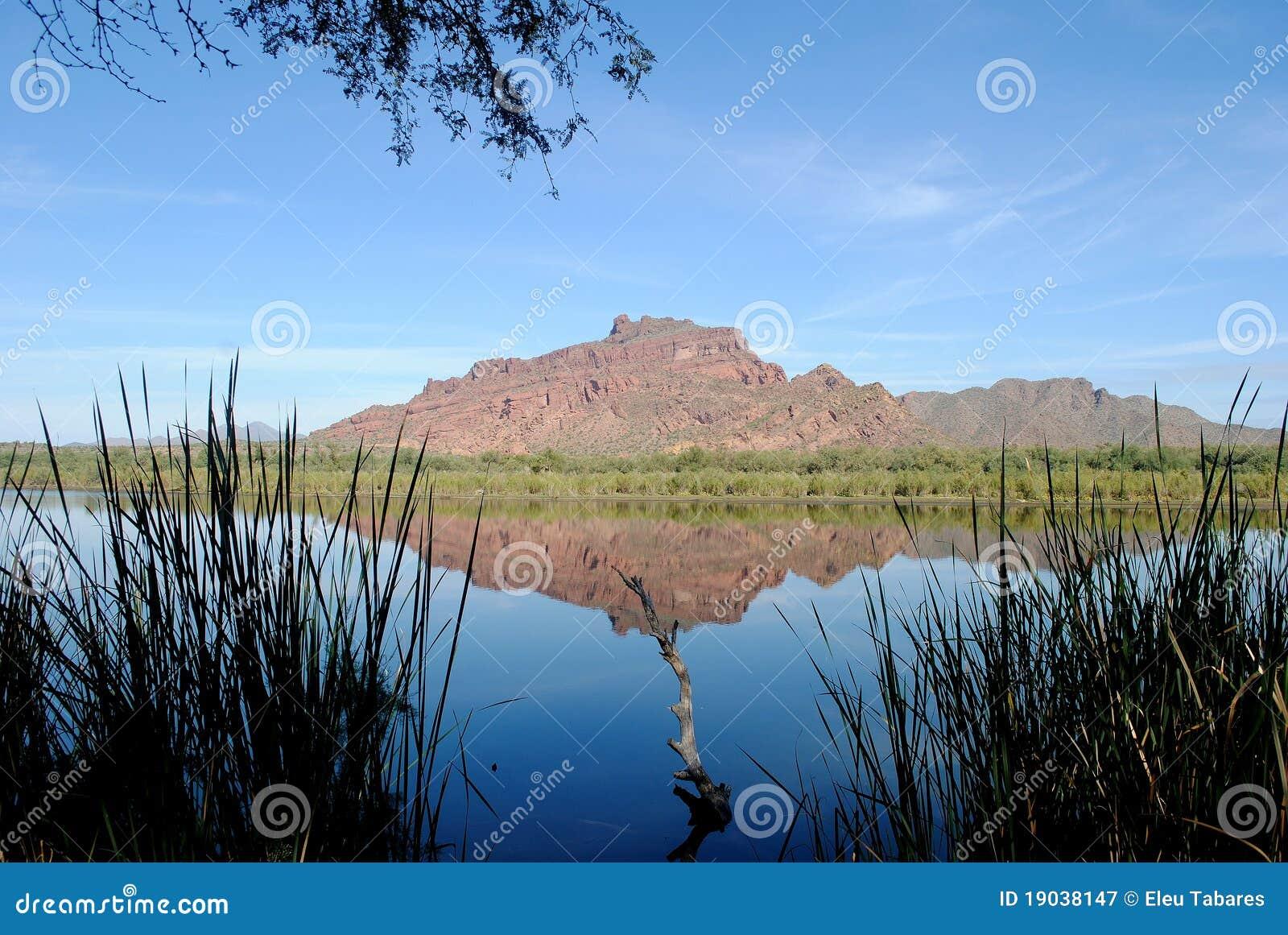 Salz-Fluss, Arizona