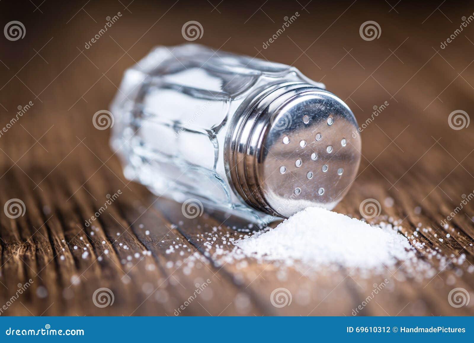 Salz-Schüttel-Apparat