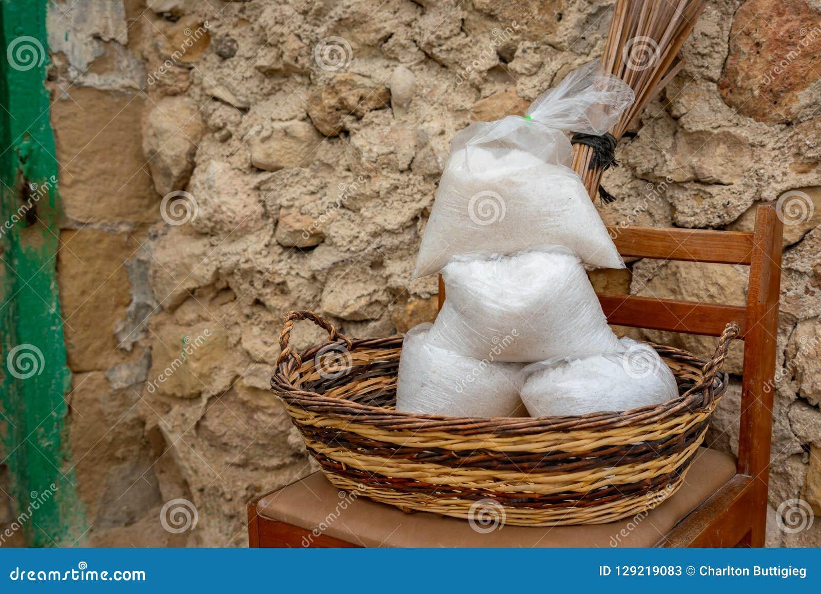 Salz-Taschen Gozo