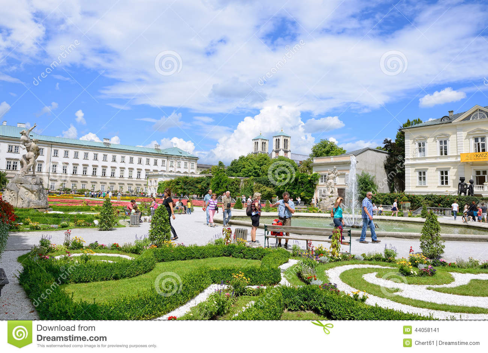 Salzburg Editorial Photo Image 44058141