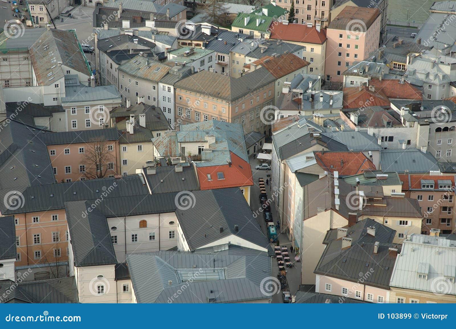 Salzburg, cidade de Mozarts
