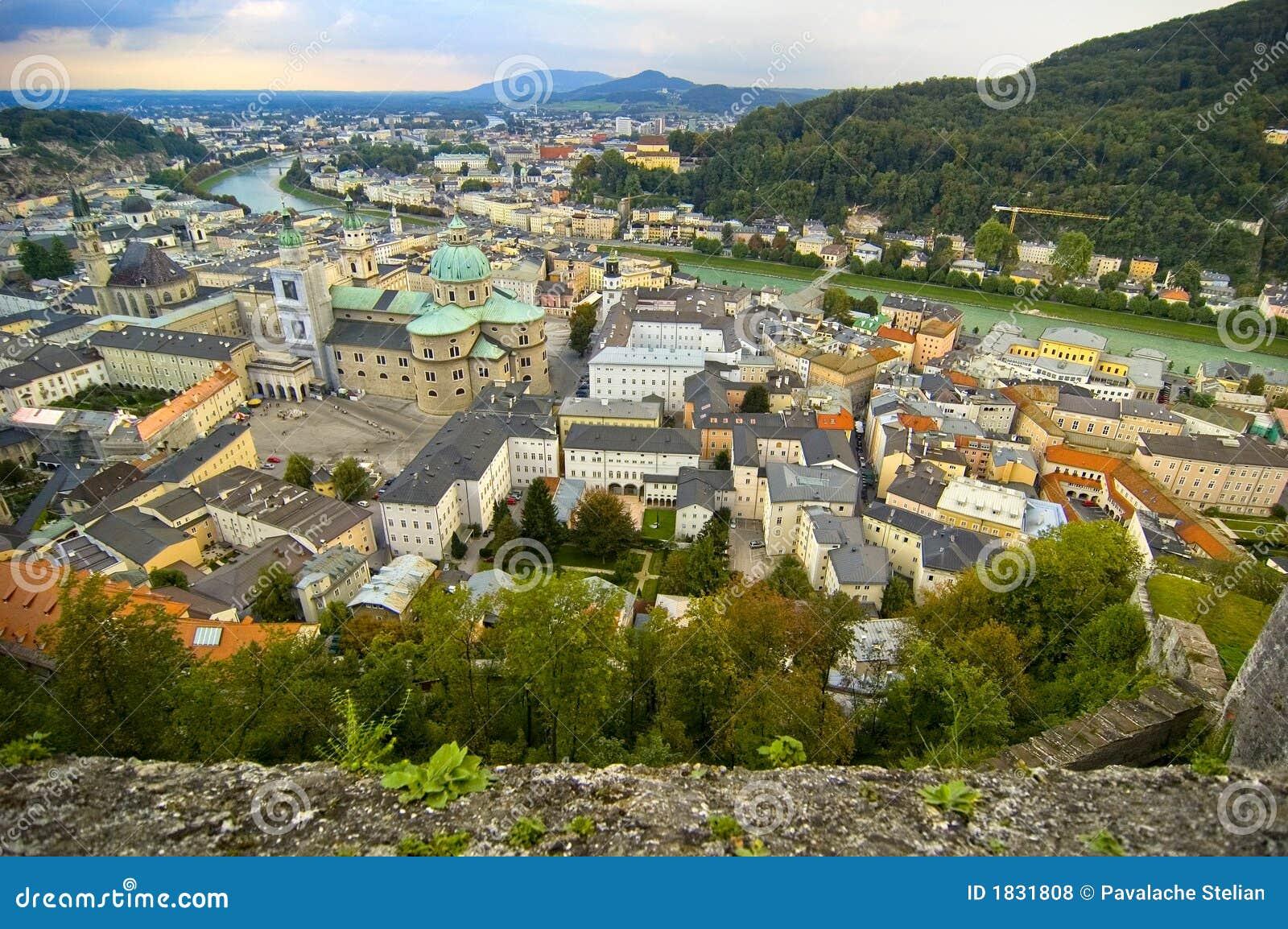 Salzburg przeoczyć