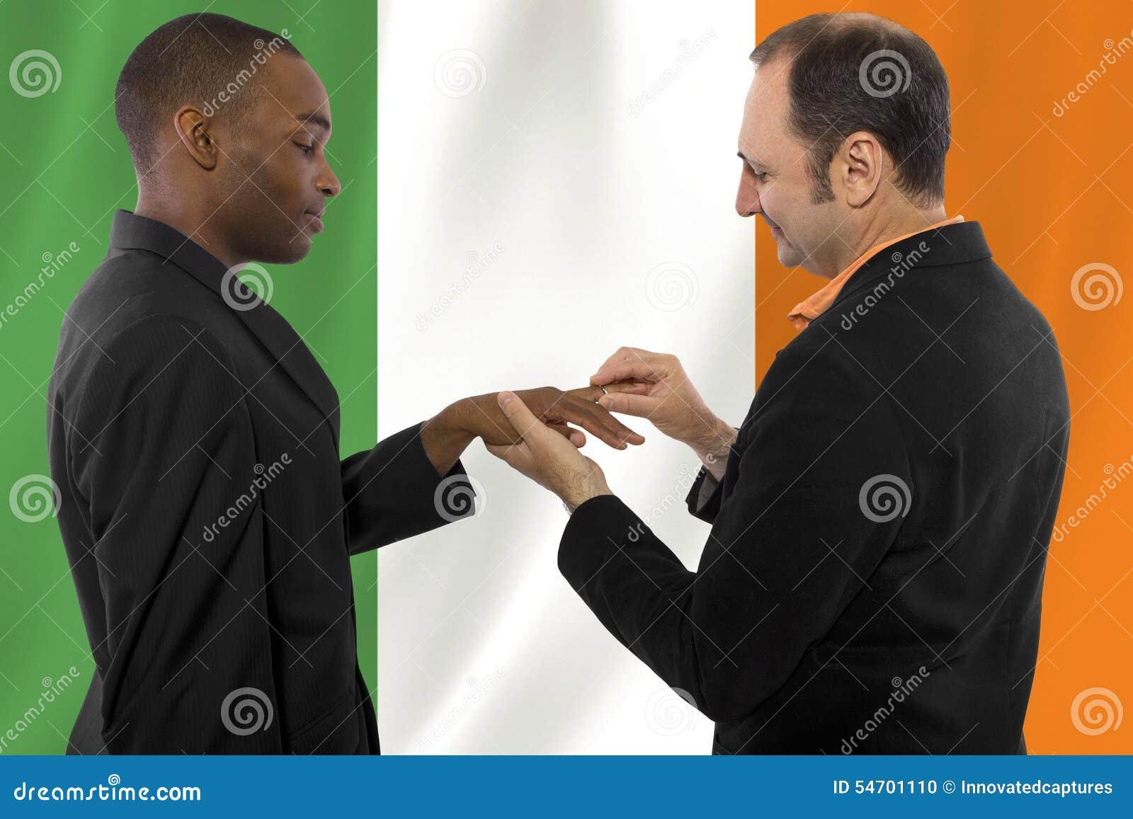 Same Sex Couple in Ireland