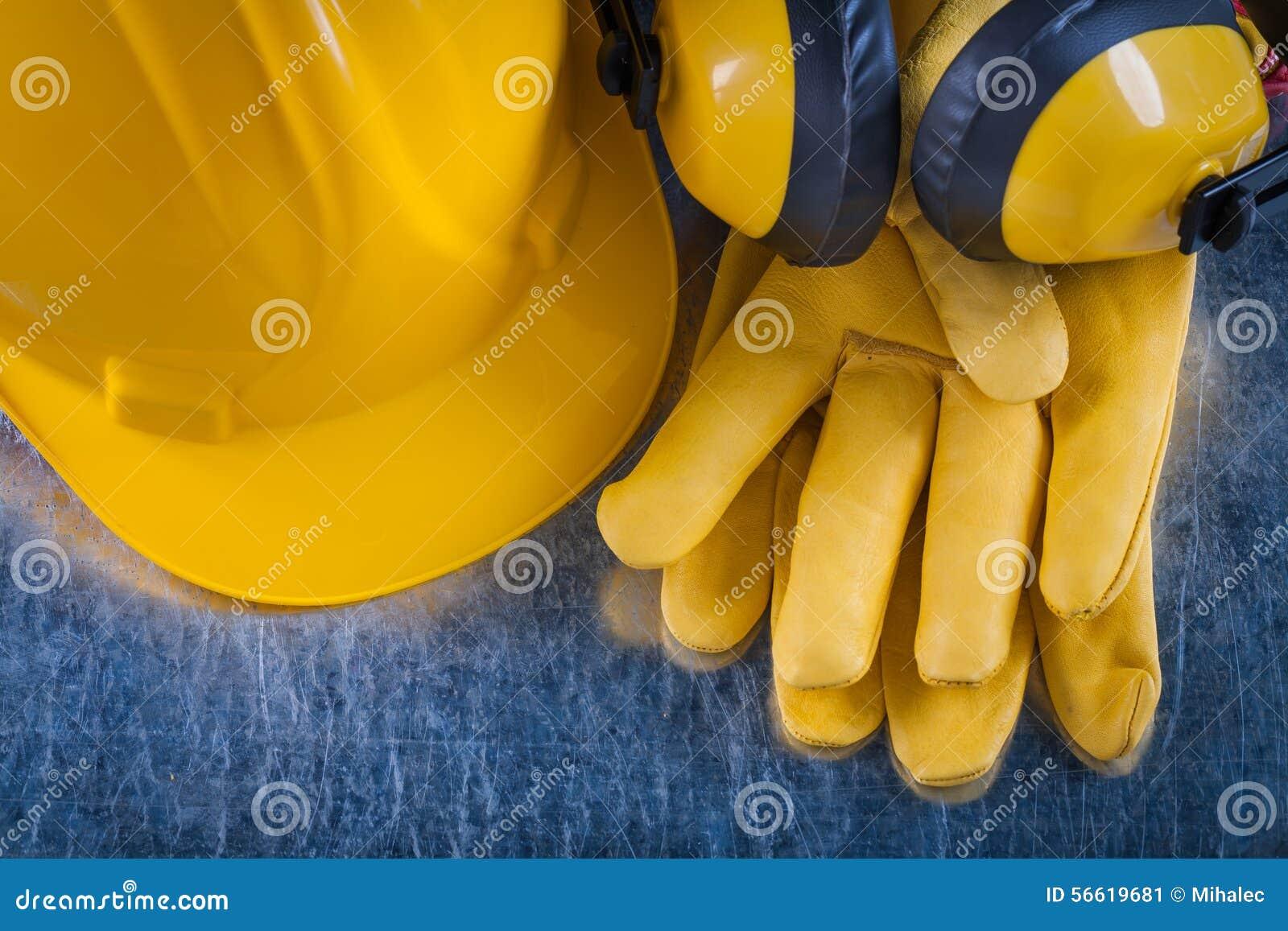 Samenstelling van veiligheid workwear op gekrast
