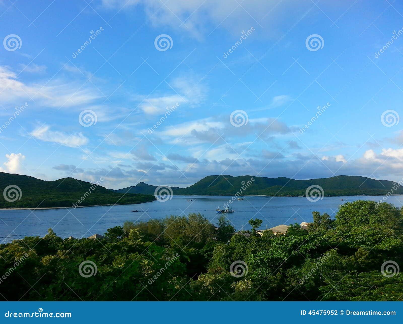 Samesan海岛