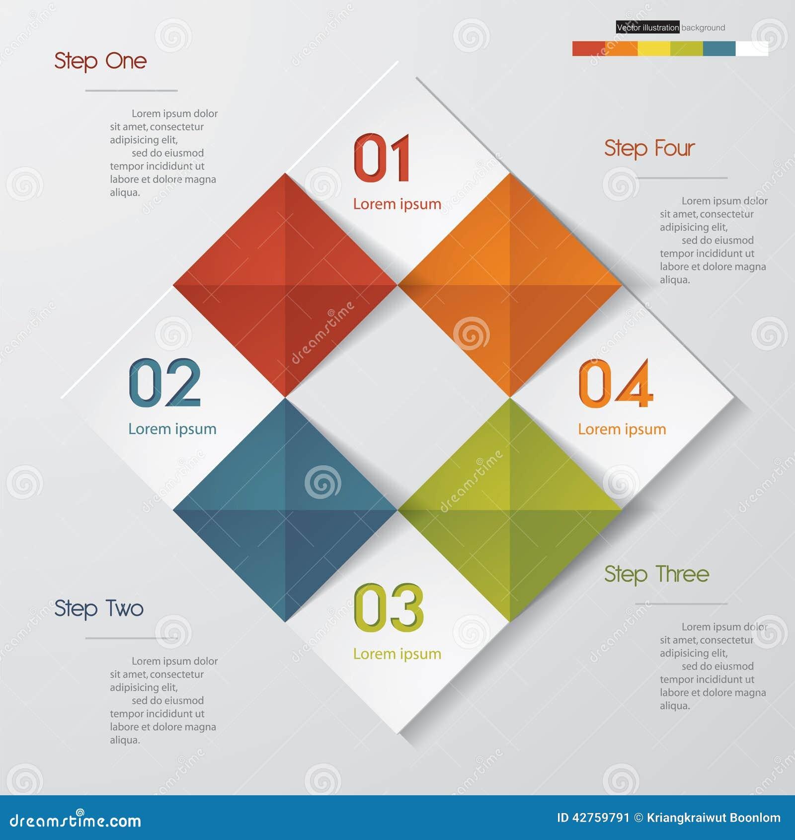 Samling av mallen för baner för designrengöringnummer