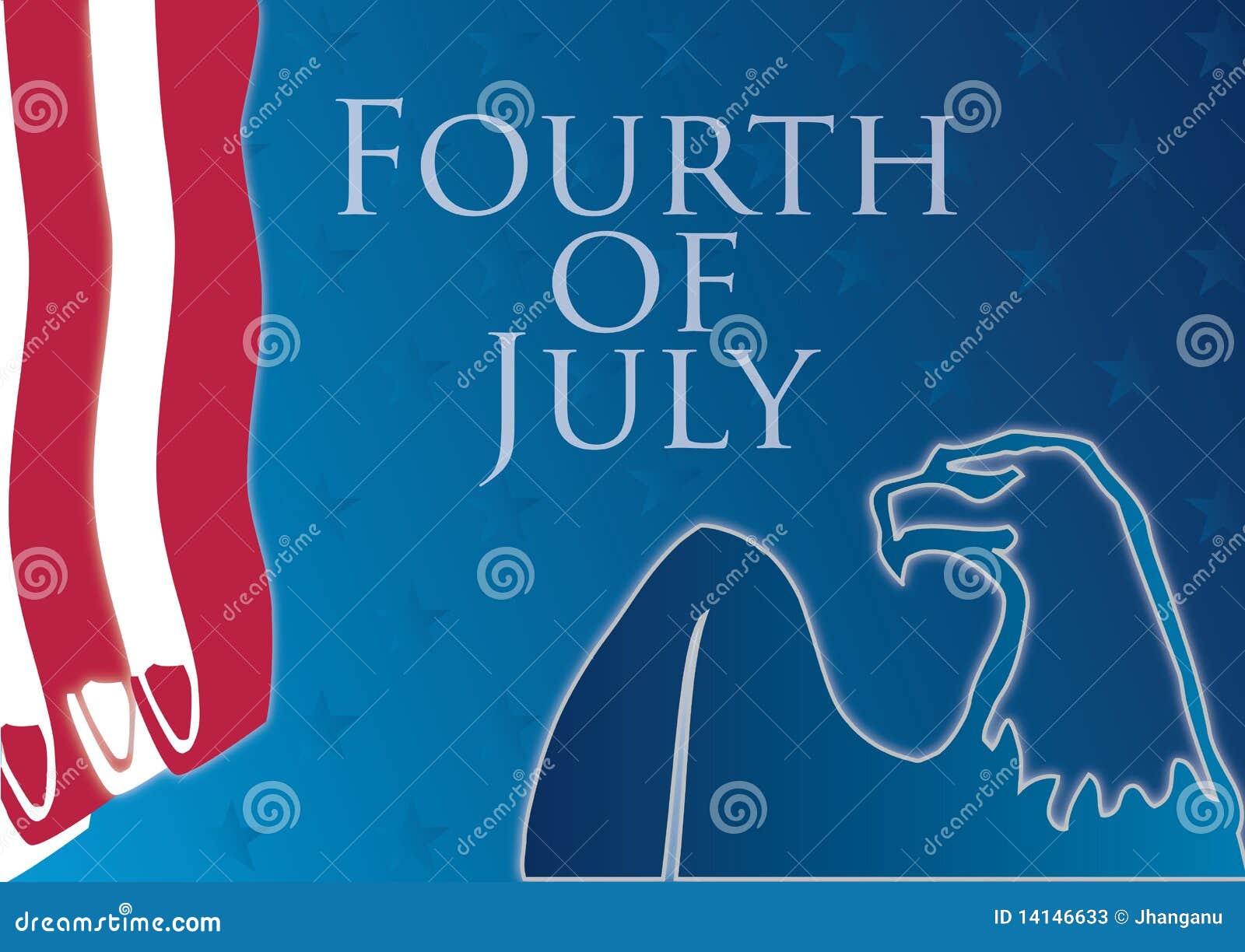 Sammansättning fjärde juli
