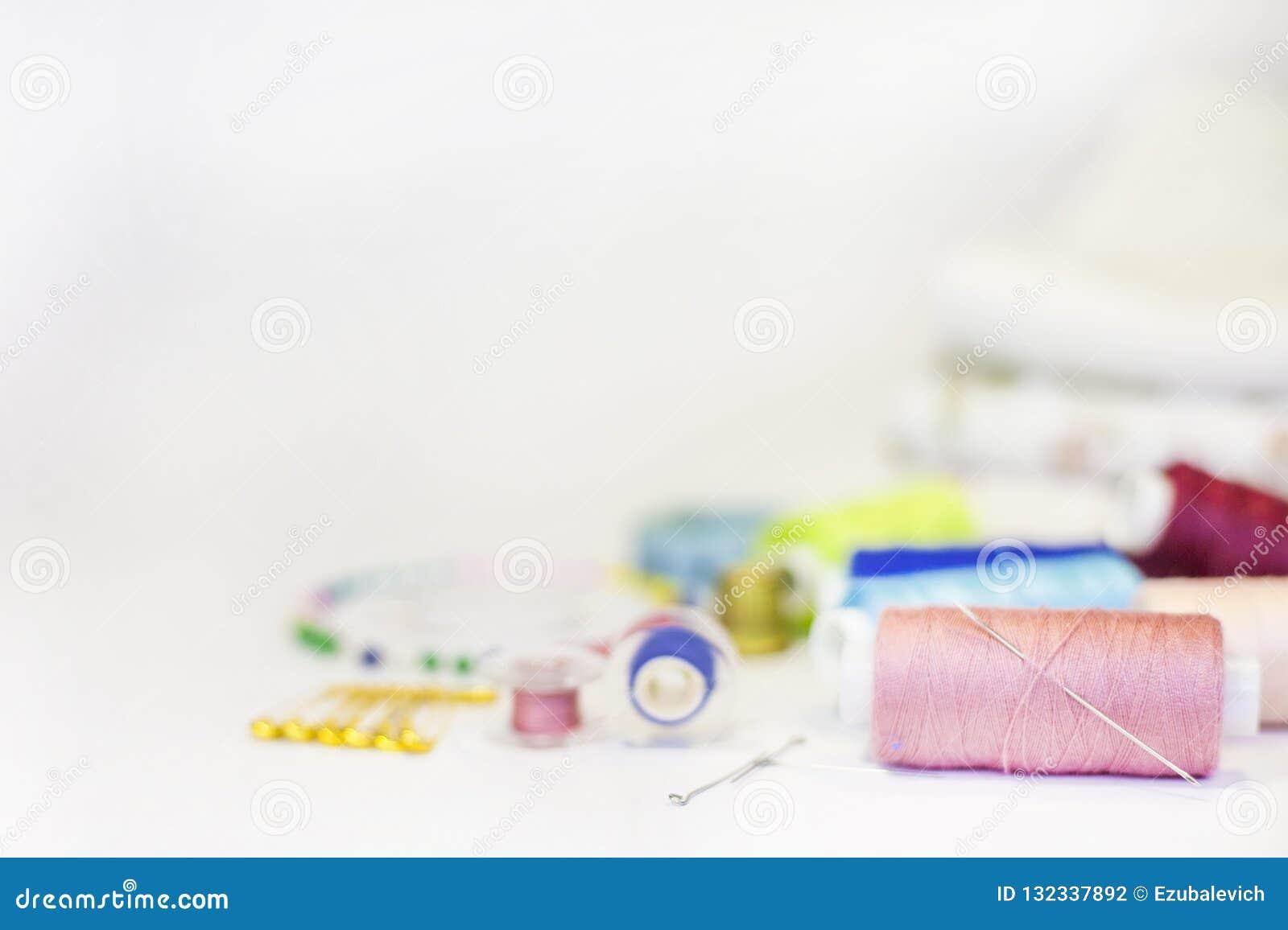 Sammansättningen av beståndsdelar för att sy
